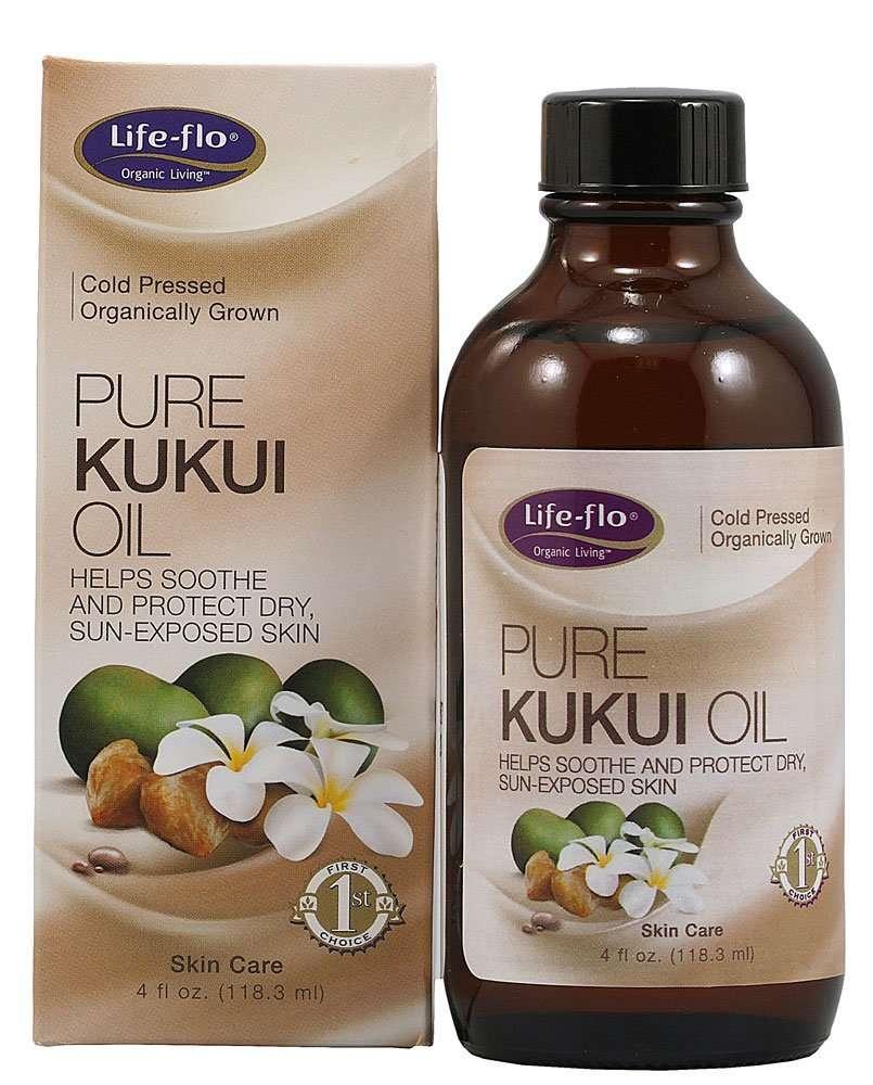 Kukui Oil For Natural Hair